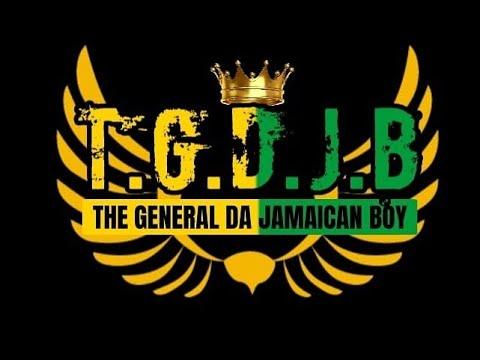 Songcast Radio Artist show By The General Da Jamaican Boy