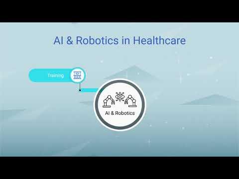 AI & Robotics in Healthcare - Consagous Technologies