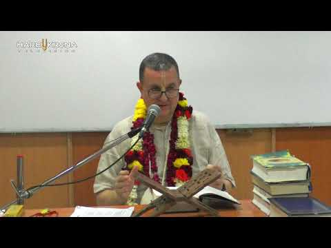Seminar on Srimad Bhagavatam By H G Bhima Prabhu on 17th Jan 2019 At ISKCON Juhu