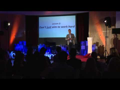 What do top students do differently? | Douglas Barton | TEDxYouth@Tallinn