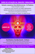 Curso Vivencial de Ativação da Conexão Vibracional