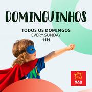 Dominguinhos Online Algarve: é bom brincar com a boneca de cabelo azul