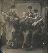 1890's cigar box guitar