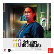 """EXPOSIÇÃO:  """"110 retratos de uma luta"""", de Marcus Garcia"""