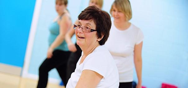 Women in Sport calls for action so midlife women can get active