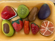 Stone Soup: Rock painting Activity