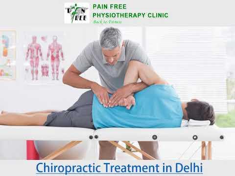 Best Chiropractor in Delhi