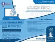 II Congreso Internacional y VIII Congreso Nacional en Administración de Oficinas