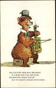 1950's Country Bear