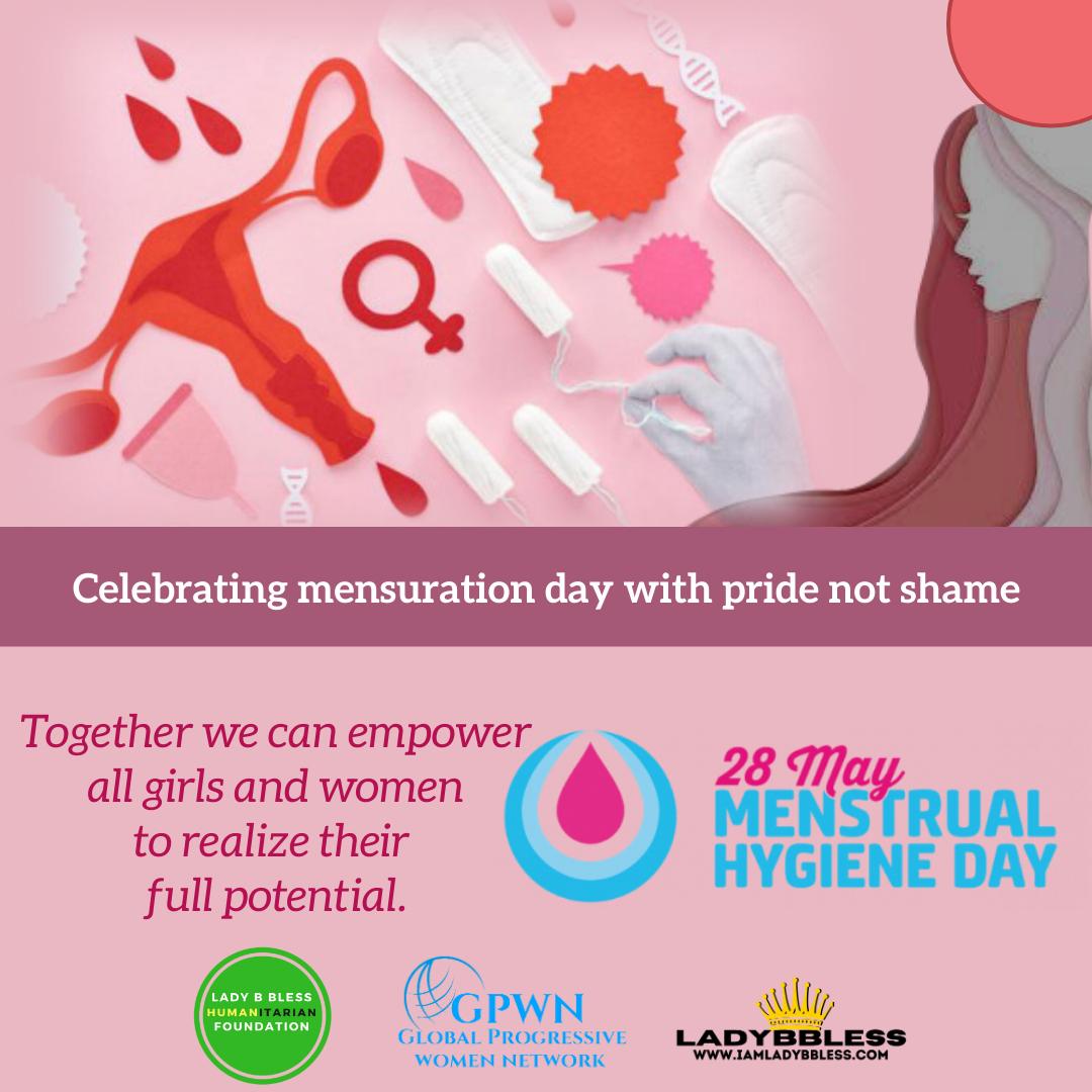 World Menstrual Hygiene Day May 28