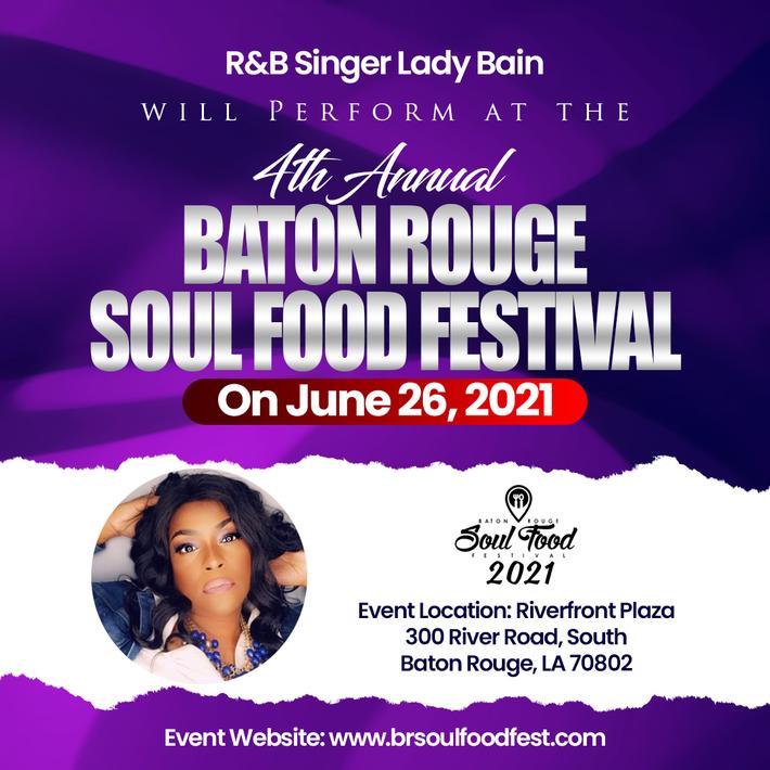 4th Annual Soul Food Festival