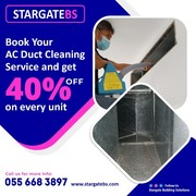 AC Duct Cleaning in Dubai-StargateBS