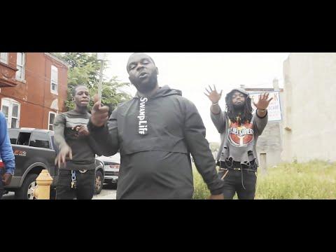 Lik Moss X OBH Pretty Flock X Razor - Man Down (New Official Music Video) (Skeet Production)