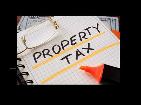 Pay Property Taxes Online or by Phone or Check