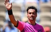 Roland Garros, risultati italiani: Fognini batte Barrere, Giannessi out con Nishikori