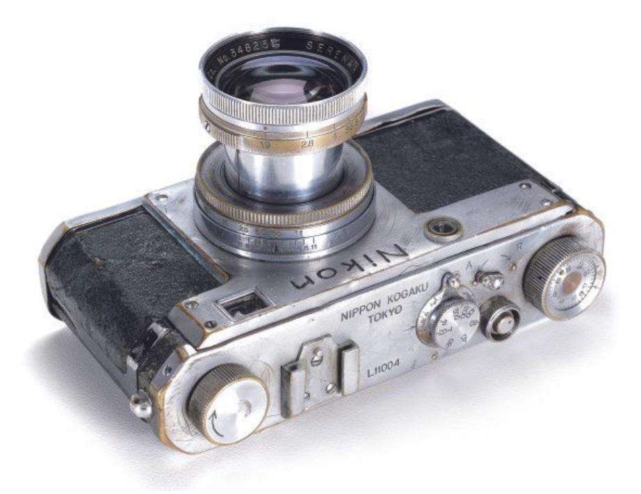 Prototipo de telémetro Nikon L subastado por $ 468.850