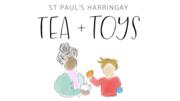 Tea + Toys pre-schoolers group
