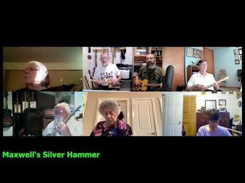 Maxwell's Silver Hammer: 2-String Chugger Cigar Box Guitar