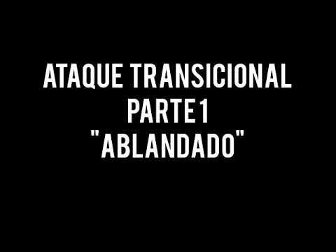 ATAQUE TRANSICIONAL. PARTE 1. ABLANDADO – BOMBEROS DE GRAN CANARIA - ESPAÑA