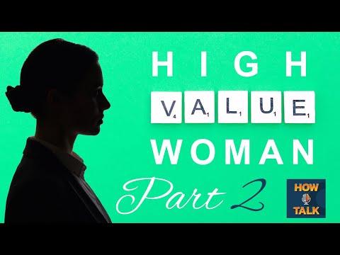 High Value Woman (Part 2) - How I talk |HIT|