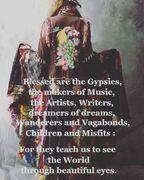world of  a Gypsy