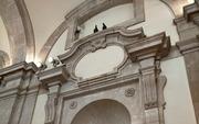 Royal Palace Madrid  - statue