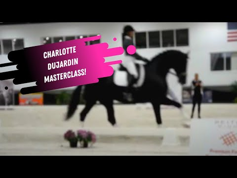 Charlotte Dujardin: Riding Your Horse in The Correct Balance