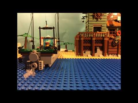 Lego Hurricane (Contest Version)