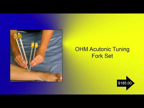 Do you want to de-stress yourself? Get benefits from tuning forks for sound healing