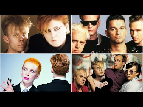 Top 100 Synth-Pop Hits of the '80s