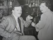 Drinking in the Queen's Head,1960s
