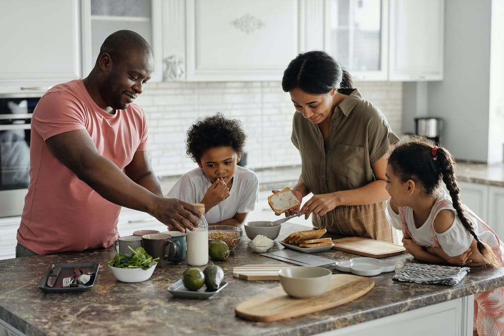 Daily Devotional: ADOPTED INTO GOD'S FAMILY