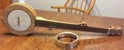 Frank Proffitt style banjo
