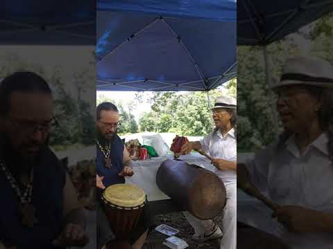 Taino Ti Chant to Atabey Miguel Sague Aug 2019