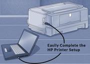 HP Printer Setup & Installation Guide