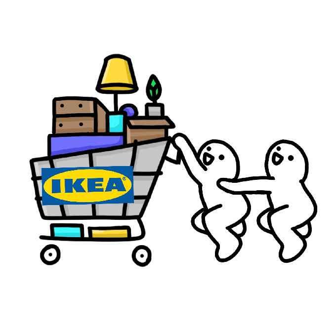 Co Ikea, gigant handlu detalicznego wdraża w ramach strategii cyfrowej?