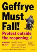 Geffrye must fall