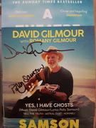 David Gilmour + Polly Samson