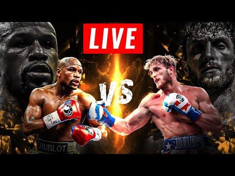LOGAN PAUL VS FLOYD MAYWEATHER BOXING FULL FIGHT LIVE STREAM HD