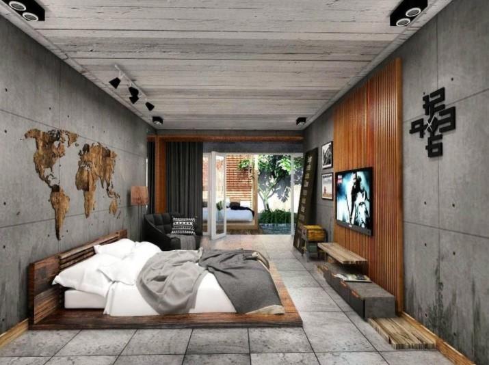 Inspirasi Desain Kamar Tidur dengan Interior Elegan