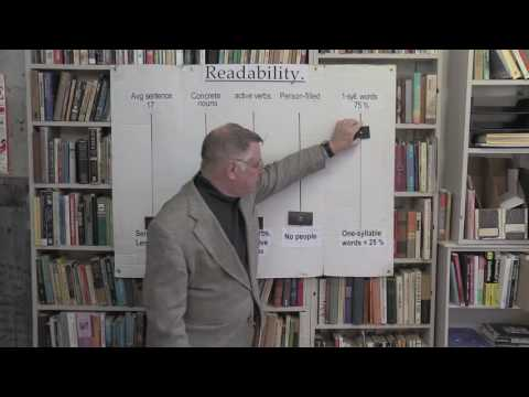 Readability: The Five Rules of Readable Writing