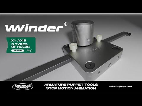 Winder Systems Tiny XY  Stop Motion Animation