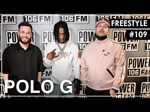 """Polo G Freestyles Over DMX's """"Ruff Ryders' Anthem"""" - L.A. Leakers Freestyle #109"""