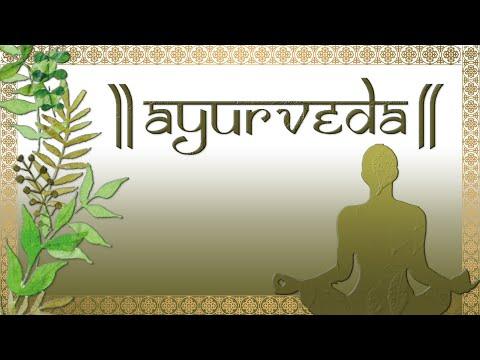 Prakriti ayurvedische Konstitutionen -Talk with Dr. Devendra