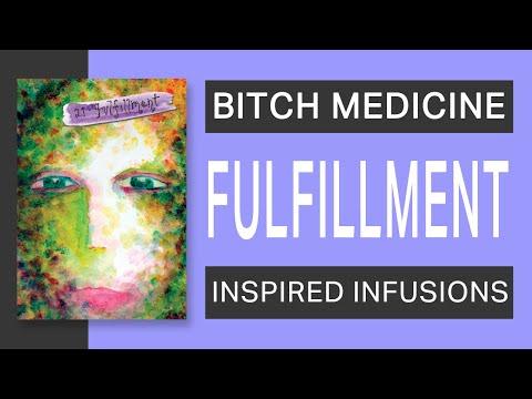 Bitch Medicine • Fulfillment • Eliza Bundledee