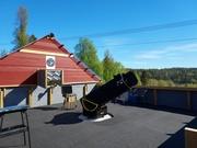 Taket avrullat