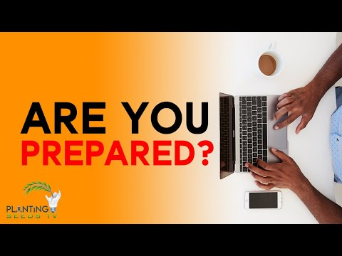 Are You Prepared? - Planting Seeds TV (PSTTV)