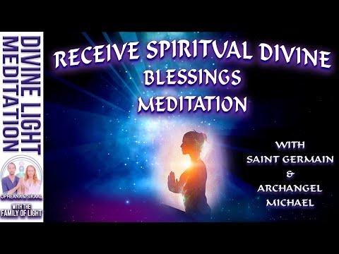 SOLAR ECLIPSE BLESSINGS MEDITATION ~ SPIRITUAL DIVINE BLESSINGS!  SAINT GERMAIN & ARCHANGEL MICHAEL