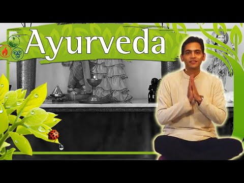 Ayurveda und vegane Ernährung mit Dr. Devendra - Yoga Vidya Live - 14:30 Uhr 08.06.2021