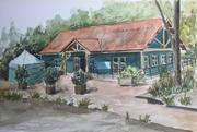 Cafe in Farmleigh